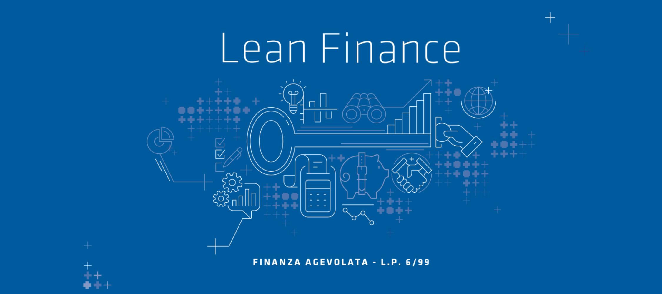 Lean Finance | L.P. 6/99 | nuovi investimenti