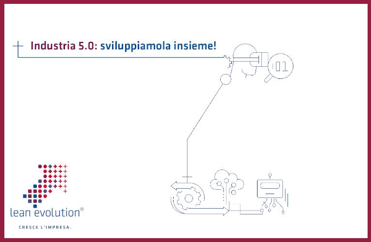 L'ERA DELL'INDUSTRIA 5.0